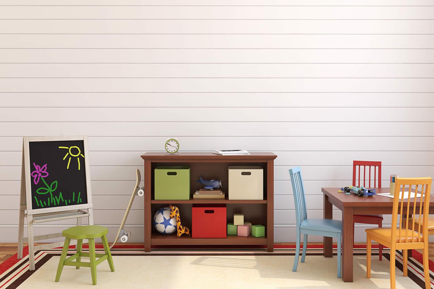 smart toy storage