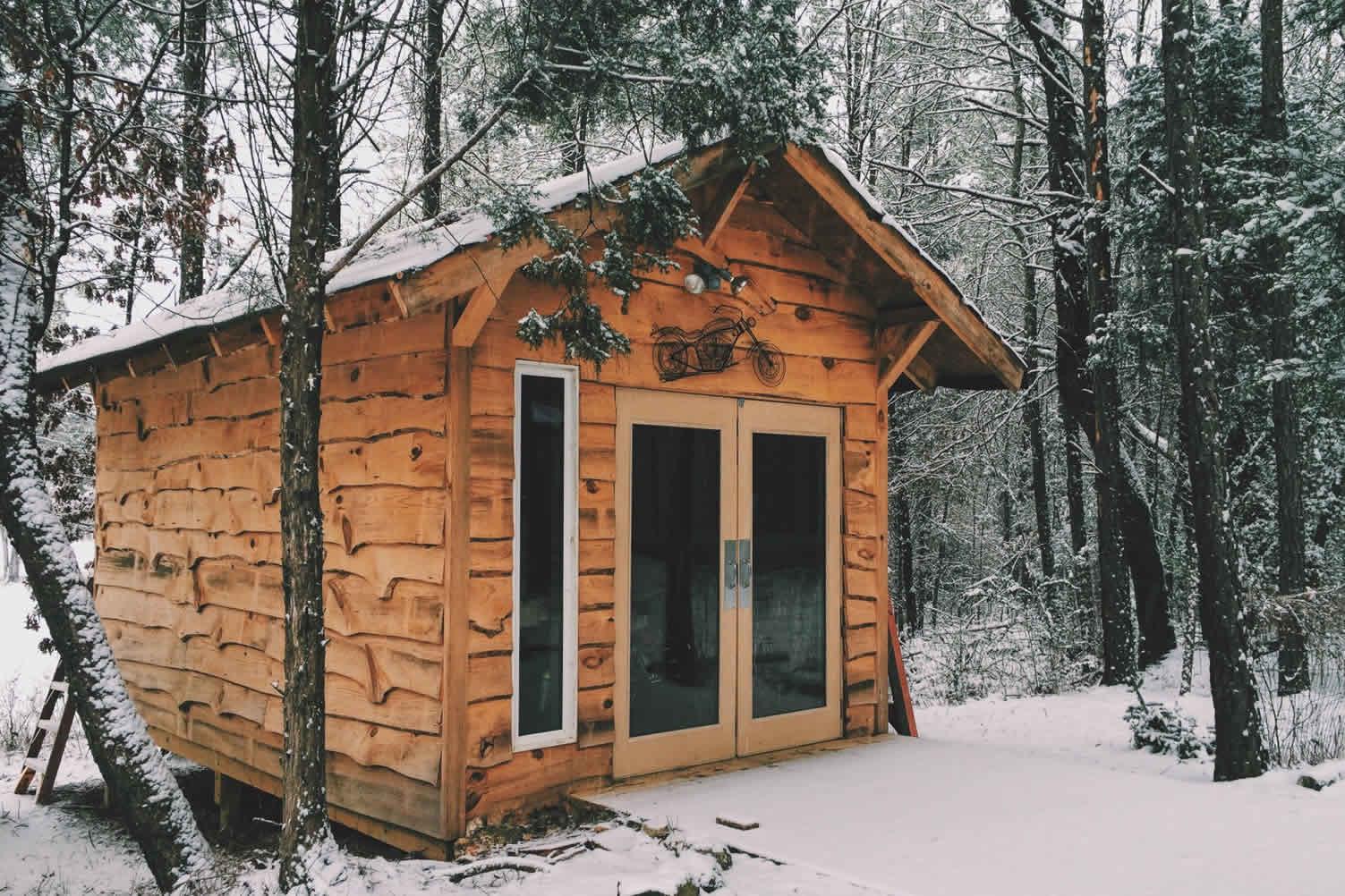 cool garden sheds