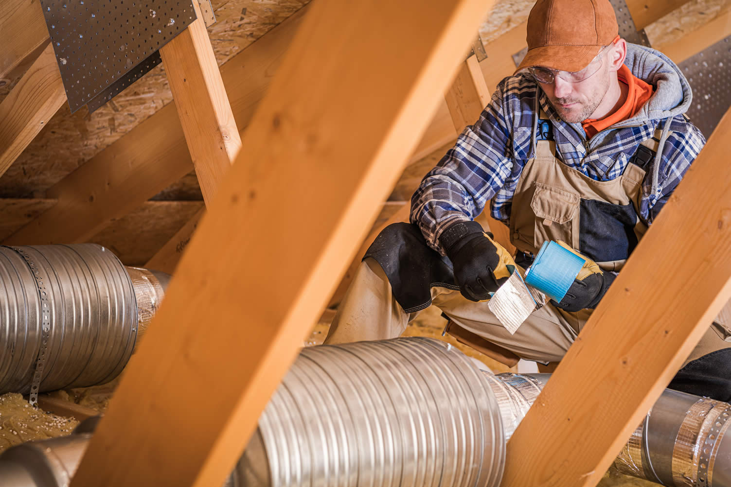 how does an HVAC system work