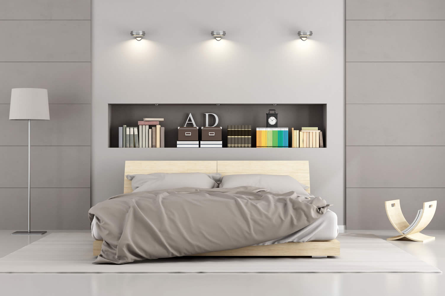 minimalist bedroom design