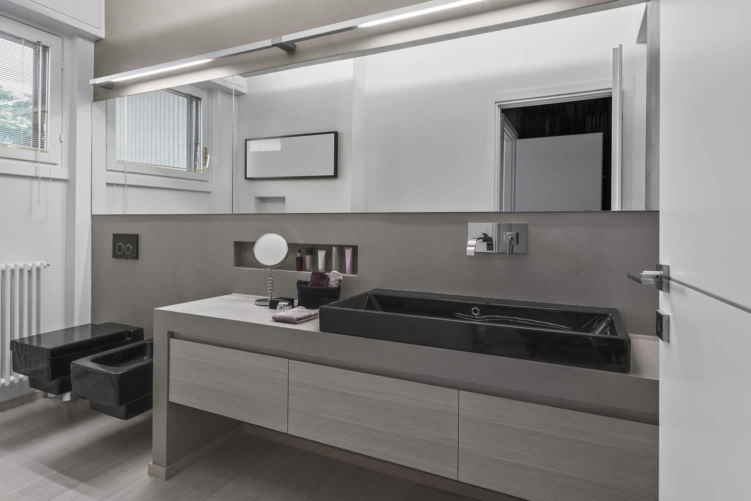 modern bathroom redesign ideas