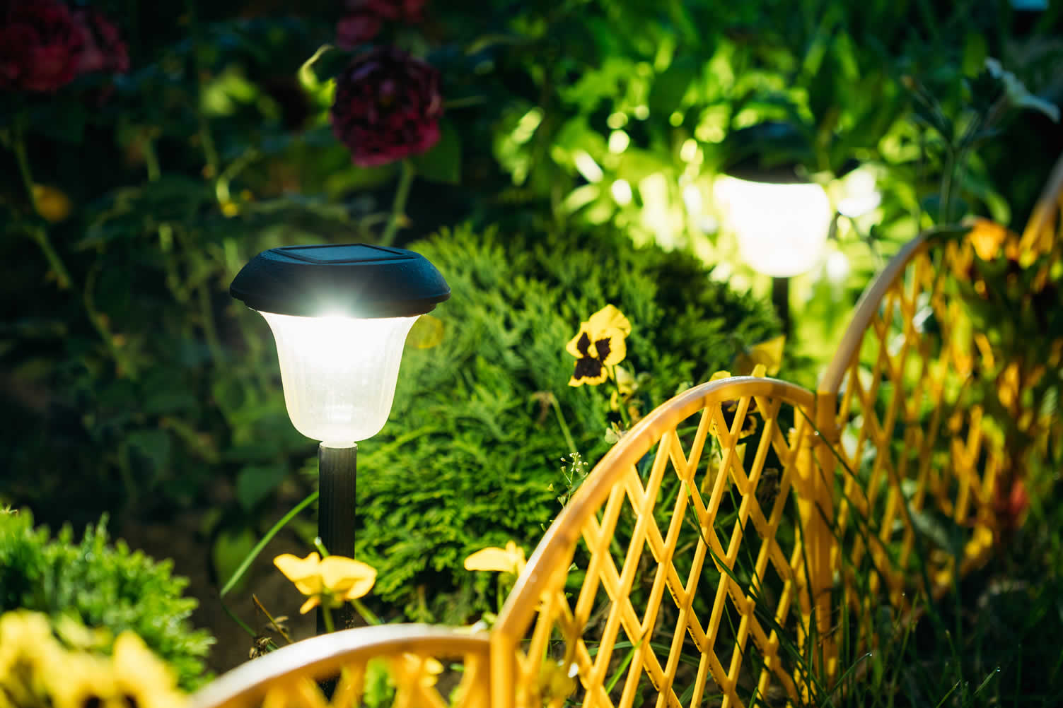 using solar lights for your home