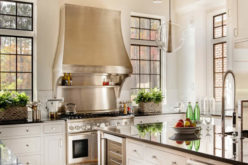 Kitchen Hood for Light and Kitchen Escape